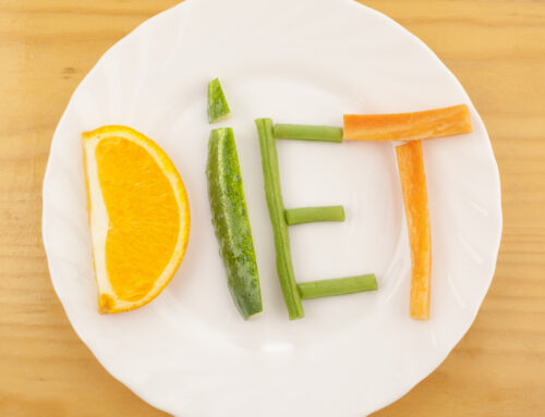 Diet and Nutrition in the age of COVID